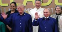 ترامب وبوتين ينفيان معا التدخل الروسي بالانتخابات  الاميركية