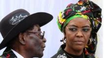 الغموض يحيط بانقلاب زيمبابوي وبمصير موغابي وزوجته