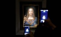 لوحة لدافنشي: بيعت ب 60 دولار وبلغ سعرها 450 مليون دولار
