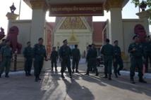 """أمريكا تتعهد باتخاذ """"خطوات ملموسة"""" ضد كمبوديا بعد حل المعارضة"""