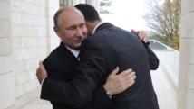 بوتين ينسق مع الأسد قبل استقبال أردوغان وروحاني