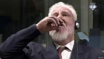 وفاة زعيم كرواتي بوسني بعد تناوله السم في محكمة  مجرمي الحرب
