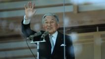 إمبراطور اليابان يعتزم التخلي عن العرش