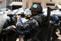 شرطة هندوراس تضرب عن العمل وترفض مواجهة المتظاهرين