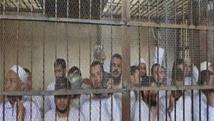 """محكمة مصرية تقضي بإعدام 13 شخصا في قضية """"أجناد مصر"""""""