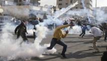 إصابة عشرات الفلسطينيين في مواجهات مع الجيش بالضفة و غزة
