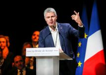 فوكييه زعيما جديدا للحزب الجمهوري المحافظ في فرنسا