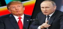 """بوتين يشكر ترامب هاتفيا على معلومات """"أدت لإحباط هجوم إرهابي"""""""