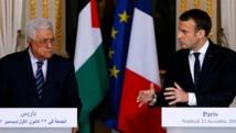 ماكرون:لابديل عن حل الدولتين ولاحل بدون اتفاق بشأن القدس