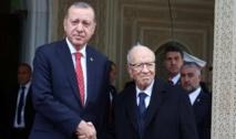الرئيس التركي : لا نقبل حلا للأزمة في سورية بوجود الأسد