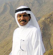 الكاتب السعودي عبده خال