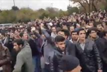ارتفاع عدد ضحايا الاحتجاجات في إيران إلى  22 قتيلا