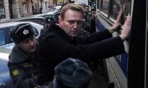 المحكمة الروسية العليا ترفض استئناف نافلني على قرار استبعاده