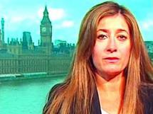 سارة ليا ويتسن مديرة قسم الشرق الأوسط في هيومن رايتس ووتش