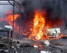 فصيل سوري معارض يتبنى تفجير مستودع أسلحة في اللاذقية