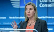 وزراء خارجية أوروبيون يبحثون مع ظريف الاتفاق النووي
