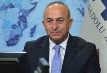 أوغلو: هجوم الحكومة السورية على إدلب يعرض السلام للخطر