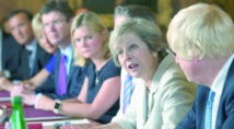 ماي:لا استفتاء جديد رسنترك الاتحاد الأوروبي، وليس أوروبا