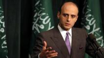 """الجبير : إيران تمد الحوثيين بالأسلحة لـلاعتداء"""" على السعودية"""