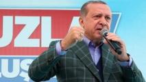 أردوغان:العمليات العسكرية مستمرة لحين القضاء على الإرهابيين