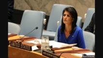 مندوبة أميركا بمجلس الأمن تنفي إقامة علاقة غرامية مع ترامب