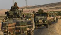 الجيش التركي يسيطر على جبل برصايا المهم في شمال سورية