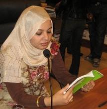 غادة عبد العال صاحبة مدونة عايزة اتجوز