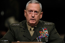 ماتيس:أمريكا قلقة إزاء احتمال استخدام السارين بسورية