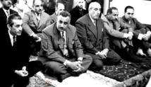 جمال عبد الناصر وشكري القوتلي