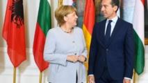 ميركل تعتزم المضي قدما في سياسة خارجية مشتركة للاتحاد الأوروبي