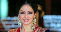 """نجمة الهند """"سريديفي كابور"""" ترحل اثر نوبة قلبية في دبي"""