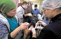 مدير مستشفى يحذر من نفاد الإمدادات الطبية من عفرين