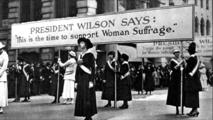 حقوق المرأة السياسية ..تاريخ تصويت النساء