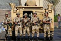 الجيش المصري يعلن مقتل 4 عسكريين و10 مسلحين في سيناء