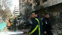 مقتل العشرات من القوات الحكومية بهجمات انتحارية بالغوطة الشرقية