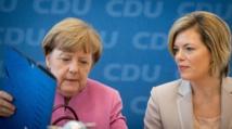 تحالف ميركل:الحد من الهجرة أهم مشروع لانطلاقة الائتلاف