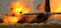 مقتل 39 في تحطم طائرة عسكرية روسية في حميميم  السورية