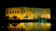 قصر لصدام يتحول لمبنى للجامعة الامريكية جنوب غربي بغداد