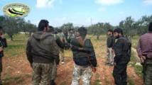 قوات النظام تستهدف مواقع للجيش الحر قرب الحدود السورية العراقية