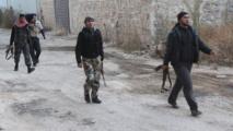 قتلى وجرحى باشتباك بين فصائل الجيش السوري الحر في عفرين