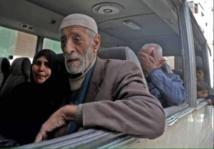 احباط عمليات إرهابية ضد حافلات نقل المدنيين من الغوطة
