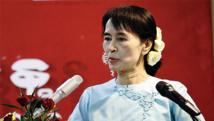 """سو تشي تدعو إلى """"توحد"""" ميانمار إزاء أزمة الروهينجا"""