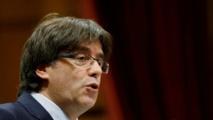"""رئيس كتالونيا السابق : يجب على إسبانيا """"احترام الديمقراطية"""""""