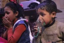 سقوط عشرات القتلى في هجوم بالغازات السامة على دوما السورية