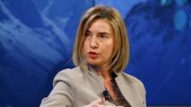 موغيريني تحذر من مغبة تصعيد العنف بالأزمة في سورية