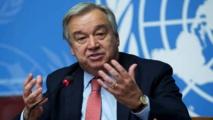 أمين الأمم المتحدة يشدد على الحل السياسي في اليمن وسورية