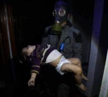 الغموض يكتنف التحقيق حول الأسلحة الكيميائية في  الغوطة