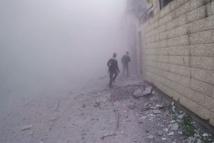 سلاحا الجو السوري والروسي يقصفان أحياء جنوب دمشق