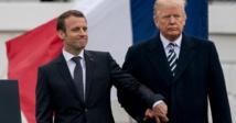 ماكرون يلمح لاستعداده لمحادثات حول اتفاق جديد مع إيران