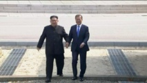 زعيما الكوريتين يلتقيان لأول مرة لعقد اجتماع تاريخي